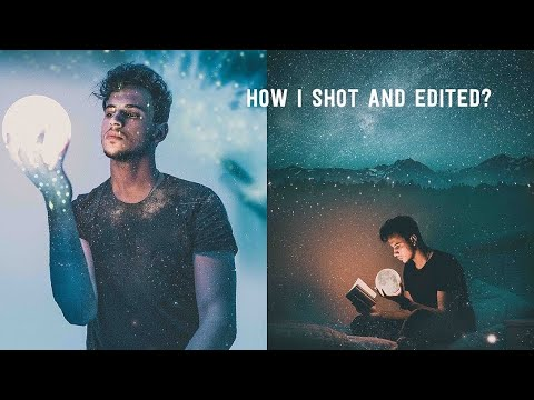 How I SHOT & EDITED This photo!  Part #2