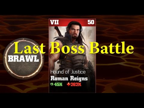 WWE Immortals - Final Boss Battle