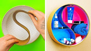25 SMART ORGANIZATION HACKS AND DIY IDEAS FOR YOUR HOME