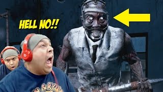 THIS SH#T MAKES ME NOT EVER WANNA GO TO THE DOCTORS!! [NEW KILLER!] [DEAD BY DAYLIGHT]