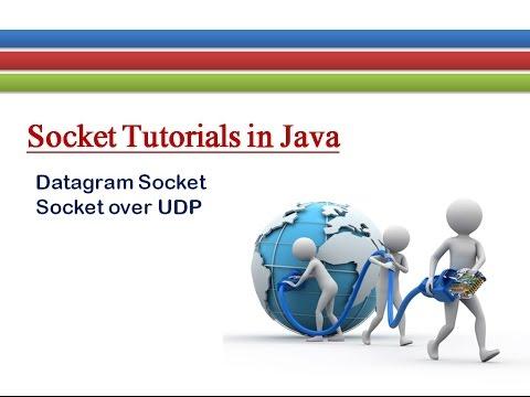 Learn Basics of Datagram Socket : Socket programming usind UDP in Java