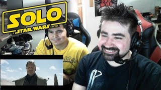 Solo: A Star Wars Story Final Trailer - Angry Reaction!