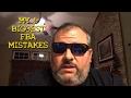 My 5 Biggest Amazon FBA Mistakes to Avoid