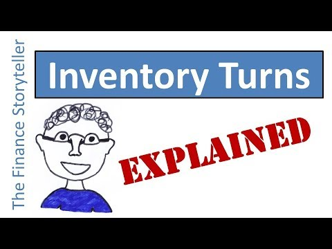 Inventory turnover: definition and clear example