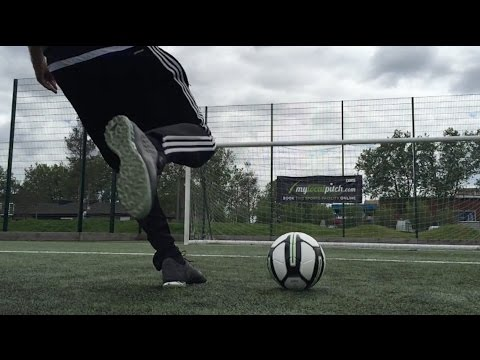Improve your Shooting Power in Football/Soccer