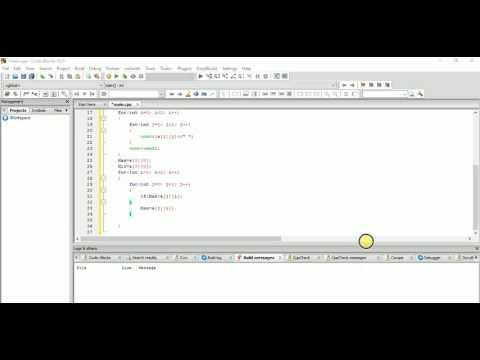 C++ Program to print maximum and minimum numbers in column.
