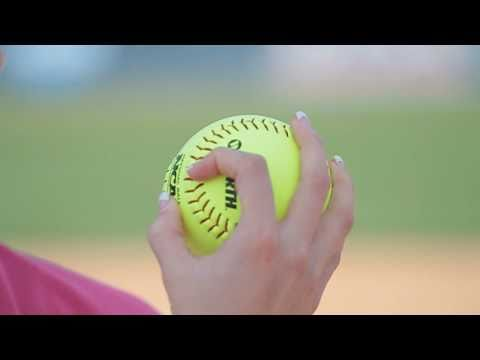 Softball Pitching tips: How to throw a change-up - Amanda Scarborough