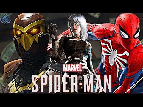 Spider-Man PS4 - Story Mode First Mission, Black Cat DLC, Confirmed Villains! (News Roundup)