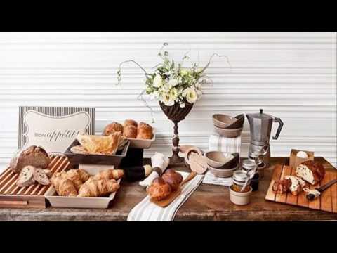 Breakfast Table Decorating Ideas