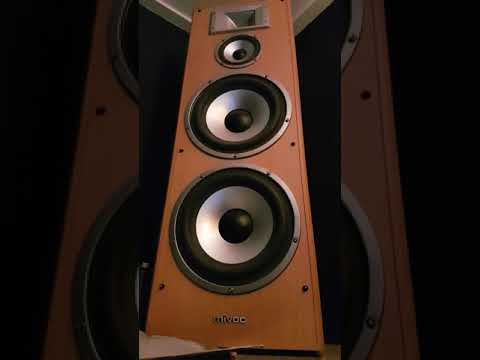 Turn up the volume my Mivoc SB210 speakers