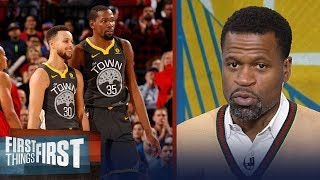 Stephen Jackson on why Curry is GSW
