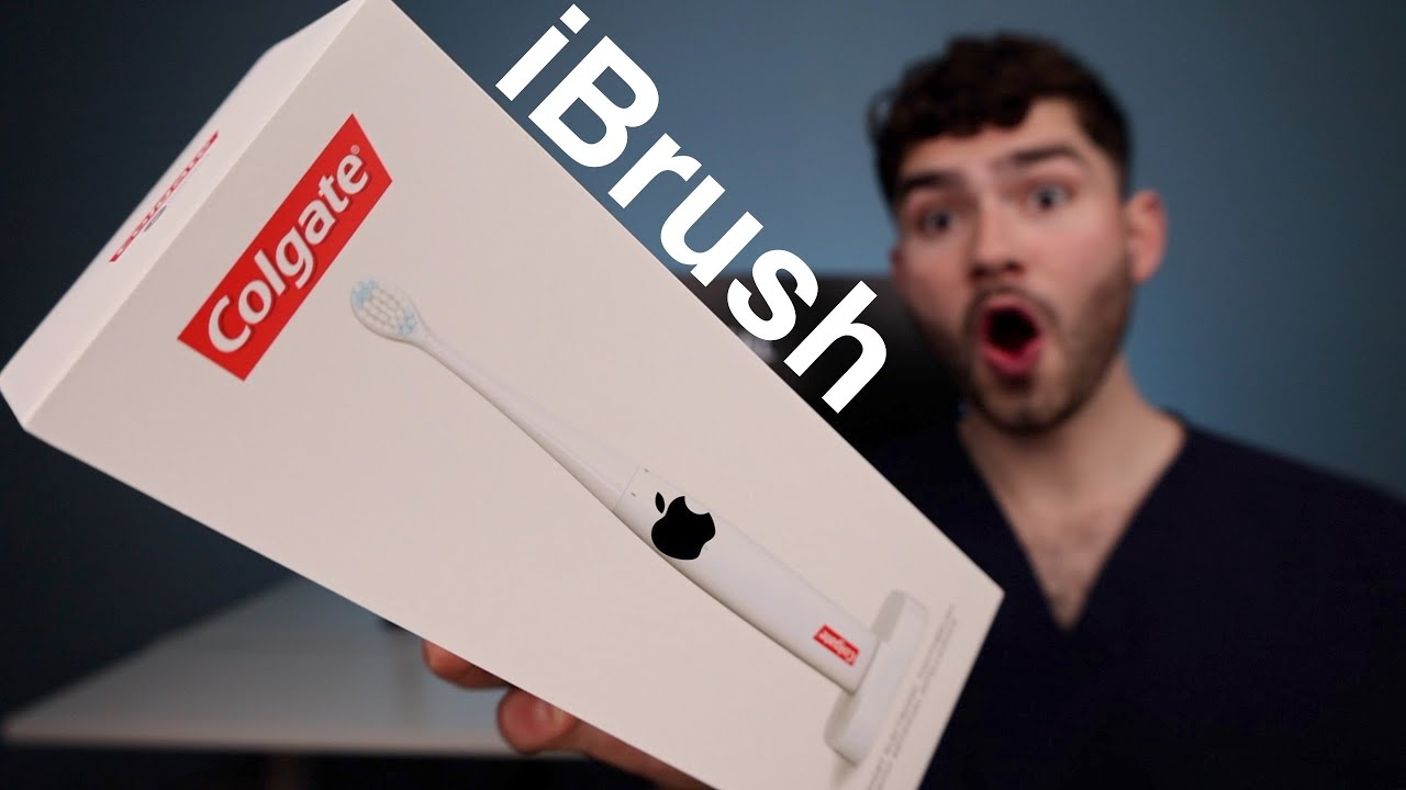 Apple's Toothbrush Exposed Me!