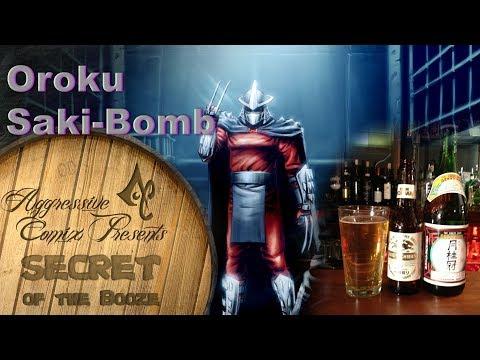 Oroku Saki Bomb Teenage Mutant Ninja Turtles