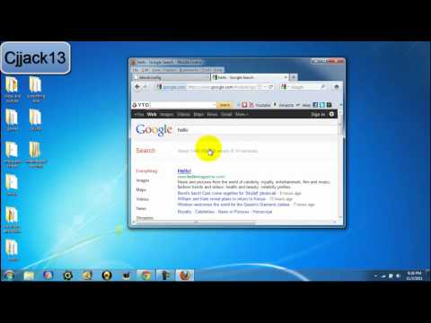 how to change firefox's default search engine (address bar engine)