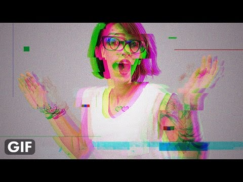 GIF Animated Glitch - Photoshop Tutorial