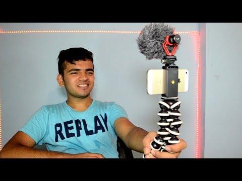 The Perfect Mobile Vlogging Setup + Camera & Audio Shots !