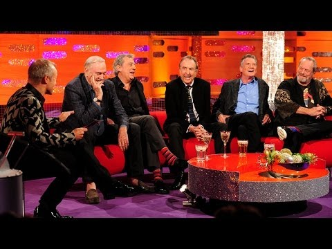Monty Python answer boy band questions - The Graham Norton Show: New Years Eve 2013 - BBC One