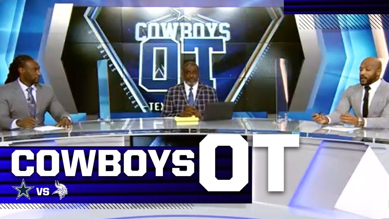Cowboys OT: Our Panel Of Former Players Discuss The Win In Minnesota | Dallas Cowboys 2020