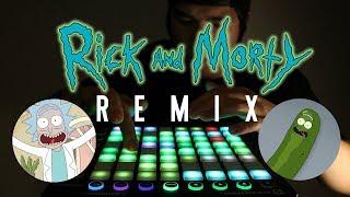 Rick And Morty Remix  Leslie Wai