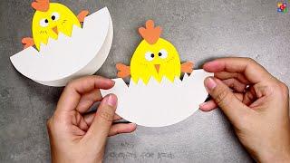 9 EASY CRAFT IDEAS | PAPER CRAFT/ DIY Craft/ School hacks/ Origami craft/paper mini gift ideas