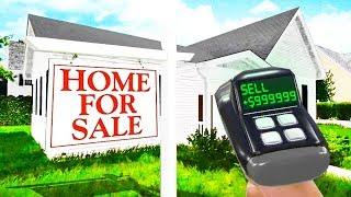 HOW I MADE $99,999,999! (House Flipper)