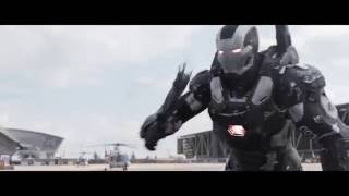 Captain America 3 - Civil War - Airport Fight | official clip (2016)
