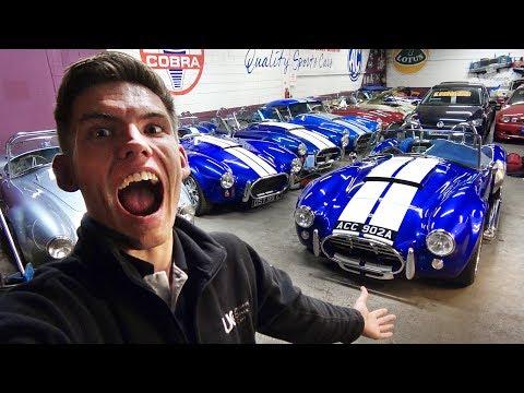 I BOUGHT MY DREAM CAR!!