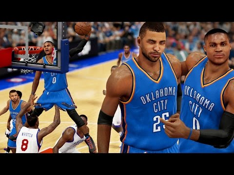 NBA 2K15 Next Gen MyCareer #72 - Slam Brothers Reunion! Alley-Oops For Everyone!
