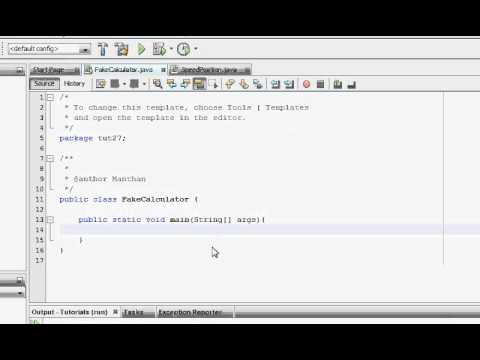 Java Tutorial - Returning multiple values from a method at the same time - Session 27