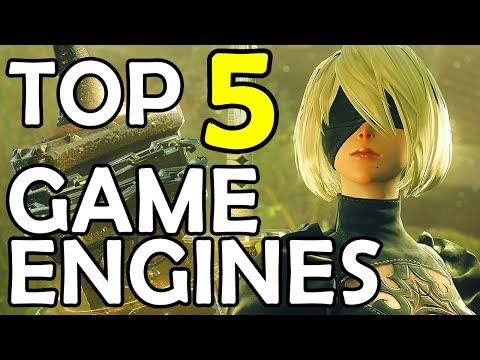 TOP 5 Game Engines For Beginners (2017) UPDATED!