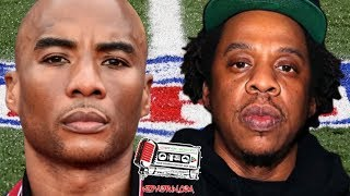 Charlamagne Makes Jay-Z Fold Under Pressure In This Leaked Video Today?!?!
