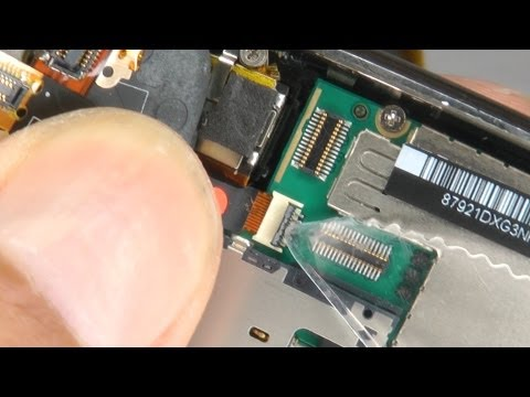 iPhone 3GS Battery Replacement - Removal & Re-Assembly