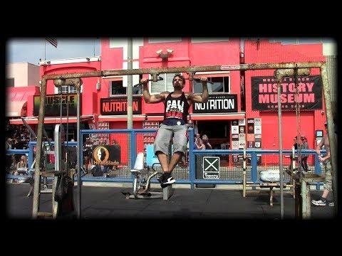 Muscle Gym Training / Venice Beach