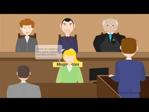 Speeding Solicitors - What happens when you attend the Magistrates Court for a Speeding Offence?
