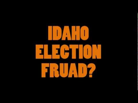 IDAHO ELECTION FRAUD RON PAUL 2012 VOTE FRAUD RESULTS MITT ROMNEY