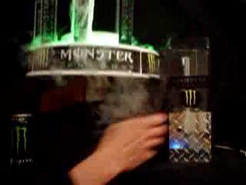 Nite Owl Monster Machine Video