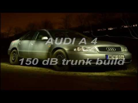 how to build 150+  dB trunk