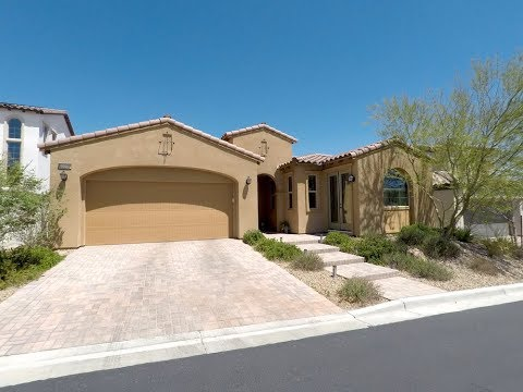 12270 Monument Hill Av, single story Summerlin home for rent by Property Management in Las Vegas NV