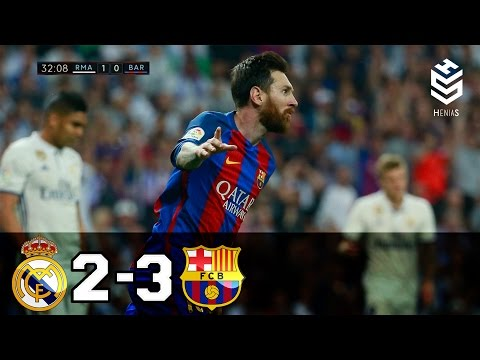 Xxx Mp4 Real Madrid Vs Barcelona 2 3 ● All Goals And Full Highlights ● English Commentary ● 23 04 2017 HD 3gp Sex