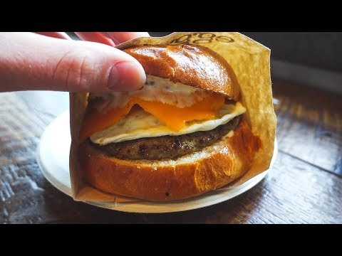 Best Breakfast Sandwich WE'VE EVER TASTED! + Exploring Venice Beach, CA