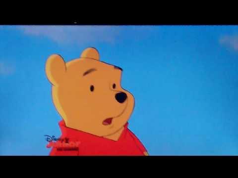Pooh gets a giant honey pot