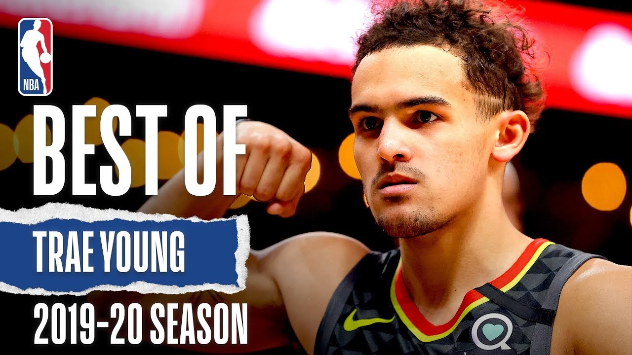 Best Of Trae Young   2019-20 NBA Season