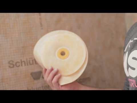 How to Install Wall Tile Backer (Kerdi)
