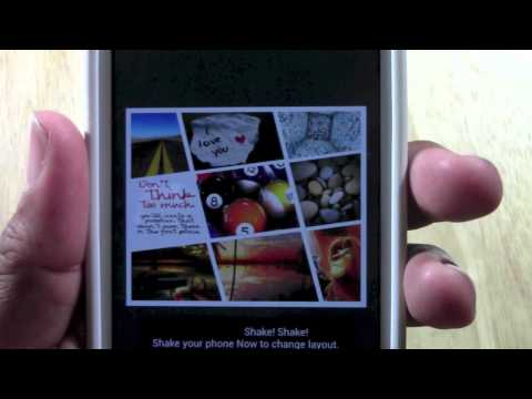 Instagram: How to Upload Multiple Pictures on Android​​​ | H2TechVideos​​​