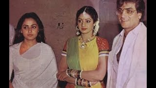 Sridevi Jayaprada infamous rivalry | Jeetendra locked the duo | Old & Bold Bollywood News
