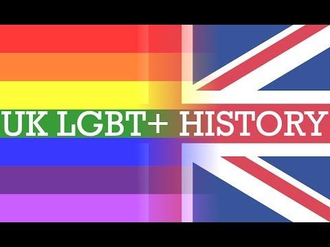UK LGBT+ History (1885-2017) | Pride Month