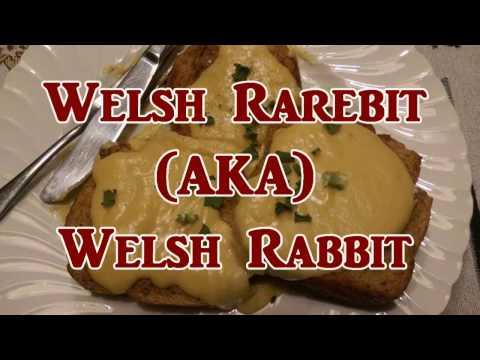 Making Welsh Rarebit!