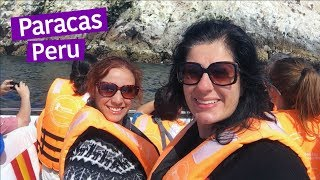 Tour Ilhas Ballestas E Reserva Nacional De Paracas - Peru
