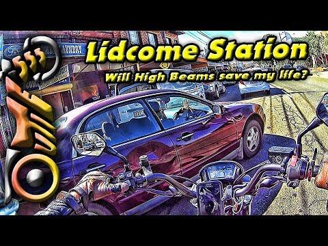 High Beam Lidcome Station