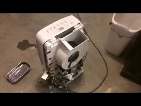Dehumidifier Repair - Hisense 70 Pint